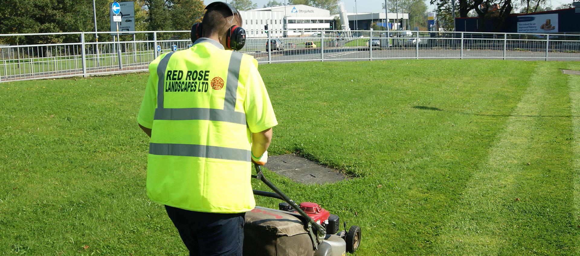 Office Business Park Groundcare Maintenance Bolton Manchester